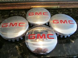 82mm Wheel Center Replacement Caps Compatible For Sierra Denali Yukon New Mint