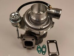 Billet Wheel Performance Turbo Charger Gt30 Gt35 T3t4 T3 A/r .60 A/r.48 V-band