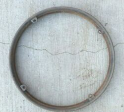 1919 1927 Model T Ford 23 Clincher Rim Original Demountable 30 X 3 1/2 Hayes 2