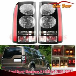 Tail Light Brake Lamp For Land Rover Discovery 3 4 Lr3 Lr4 04-16 Rear Left Right
