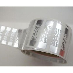 500pcs Alien 9662 3and039and039x1and039and039 Uhf 6c 915mhz Rfid Adhesive Wet Inlay Tag Label