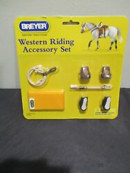 2009 new on card Breyer Western Riding accessory set for Horse 1H