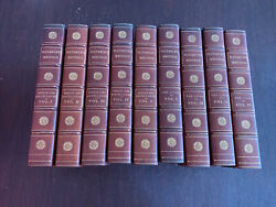 Plutarchand039s Writings The Lives Essays And Miscellanies 1909 Beautiful 9 Volumes