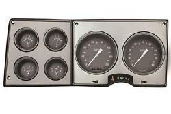Gray 1985 1986 Direct Gauge Cluster Chevy Gmc Pick-up Truck Suburban And Blazer