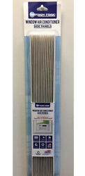 Home Ac Window Air Conditioner Unit Side Panels 3m Peel And Stick Replacement