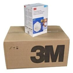 3m 8511 N95 Particulate Respirator W/exhalation Valve 1 Case Of 8 Boxes=80 Masks