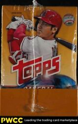 2018 Topps Update Baseball Factory Sealed Hanger Boxes 8ct. Soto Acuna Rc