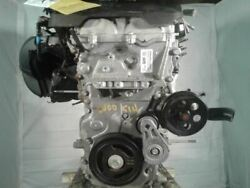 Engine 2016 2017 Buick Regal Fwd Only 2.0l 4cyl Motor Only 800 Miles