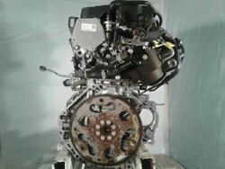 Engine 2016 2017 16-17 Chevy Cruze 1.4l 4cyl Motor Only 10k Miles, Tested