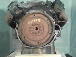 Engine 2005 Ford F250sd 6.0l Diesel Motor 168k Badly Burnt 400 Core Charge