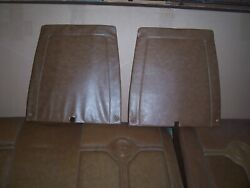1971-1972 Mercury Cougar/ford Mustang Auto Seat Back Release Deluxe Seat Backs.
