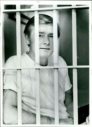 1980 Willie Foster Sellers Cell Us Penitentiary Marion Il Prison Photo 8x10