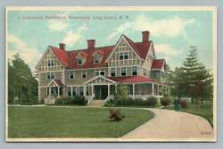 Nice House Brentwood Ny Long Island Suburban Real Estate Andrew Carnegie 1910s