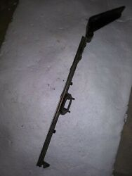 Original Mercedes 190 Sl Sport Seat Outer Rail Left Hand 1955 Early Oem