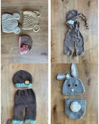 Newborn Baby Clothes For Photographers / Photography Studio