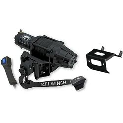 Kfi Products 5000 Assault Series Winch And Mount Combo For Honda Trx 15'-19'