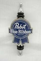 Pabst Blue Ribbon Pbr Beer Tap Handle Mb