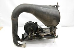 Parts Antique Motor For Model A 100 Edison Phonograph Tf