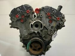 Engine 08 2008 Cadillac Srx 3.6l V6 Motor Fully Tested New Timing Chain Phasers