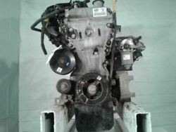 Engine 14 2014 Chey Spark 1.2l 4cyl Motor Only 55k Miles