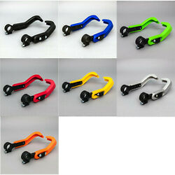 Woodcraft Brake AND Clutch Motorcycle Hand Lever Guard 7 Colors $170.99