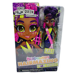 Hairdorables Hairmazing Kali Prom Queen Perfect New Release New