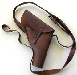 Vintage Ww2 Australian Made 1943 Holster By Julius Cohn And Co Adelaide Layby Ava