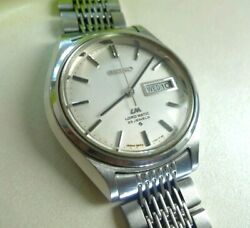 Excellent Seiko Lord Matic Lm 5606 - 7070