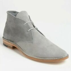Shipley And Halmosgray Suede Max Chukka Boots