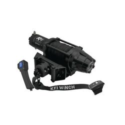Kfi Products 5000 Assault Series Winch As-50wx