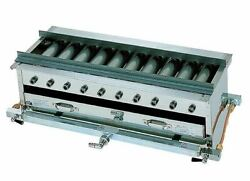 Xl Size Japanese Yakitori Bbq Lpg Propane Gas Stainless Steel Barbecue Grill