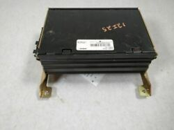 Audio Equipment Radio Amplifier Bose Audio System Only Fits 05-06 Altima 165651