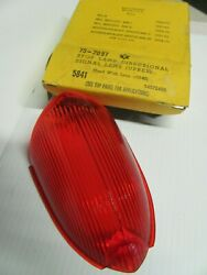 Glo Brite Directional/stop Signal Lamp Lens