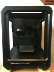 Makerbot Replicator Mini+ 1 Experimental Extruder And 2 Smart Extruders