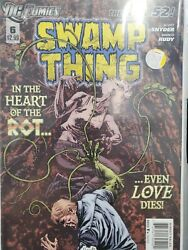 Dc Comics, Swampthing, Issue 6