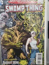 Dc Comics, Swampthing, Issue 12