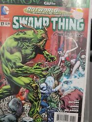 Dc Comics, Swampthing, Issue 17