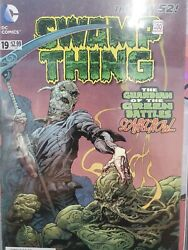 Dc Comics, Swampthing, Issue 19