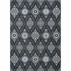 Sultan Treasures 7and03910w X 11and0392l Power-loomed Kash Area Rug In Antique Creme