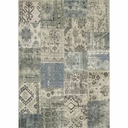 Easton 7and03910w X 11and0392l Power-loomed Camilla Area Rug In Antique Cream/gray