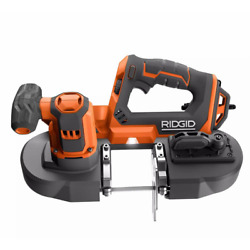 18-volt Compact Band Saw Tool Only