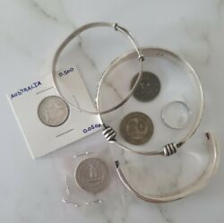 Silver Lot Scrap Or Not Coins Rings Bracelets Collectable
