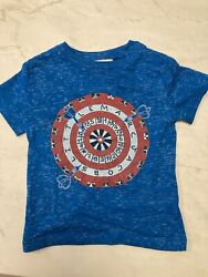 Marc Jacobs Boys T-shirt 4t And Tea Collection 3t