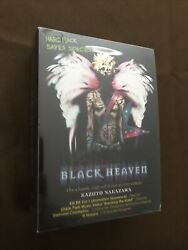 The Legend Of Black Heaven Anime Dvd Complete Set Vol 1-4 Rare Oop Free S/h