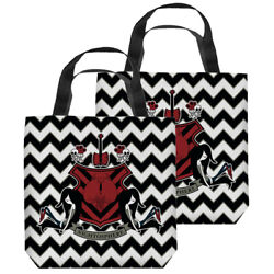Adventure Time Marceline Crest Double Sided Tote Bag