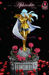 Pss Studio Gold Saint Aphrodite Collector Resin Painted Statue Pre-order