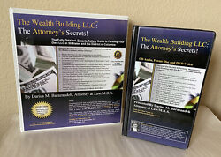 The Wealth Building Llc Attorneys Secrets Barazandeh 23 Chapters Audio Dvd Anddata