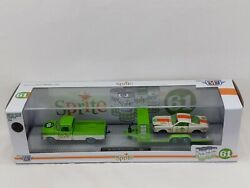 M2 Machines 1967 Ford F-100 Custom Cab Truck And 1965 Shelby Gt350r Chase