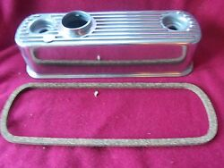 Classic Mini, Austin, Morris, Cooper Alloy Valve Cover, New With Silicone Gasket