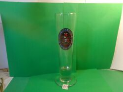 Anheuser Busch Brewing Assand039n St. Louis Mo. 9 1/2 Beer Glass Used/euc